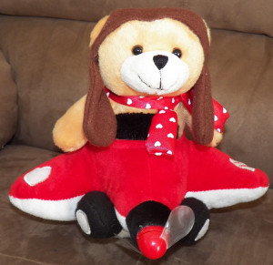 carpenters plush fff