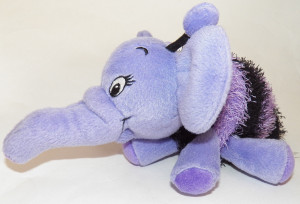 heffalump bee plush