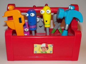 handy manny toolbox