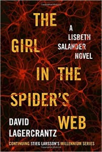 girl in spider's web